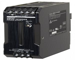 1-منبع تغذیه امرن omron power supply S8VK-G12024