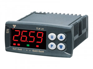 کنترلر دومرحله ای Ascon Technology TLK31