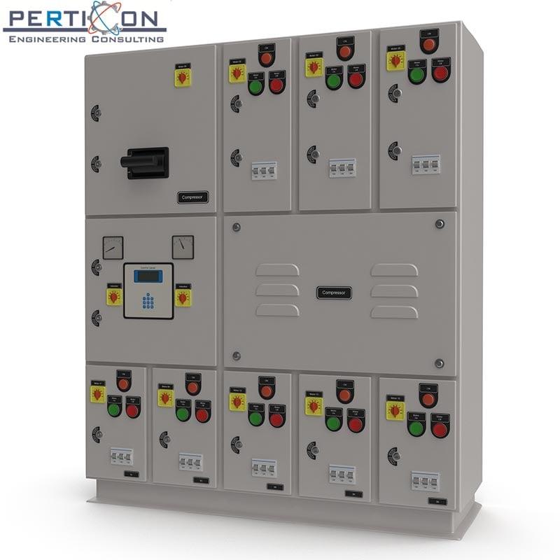 محافظت از تابلو برق صنعتی