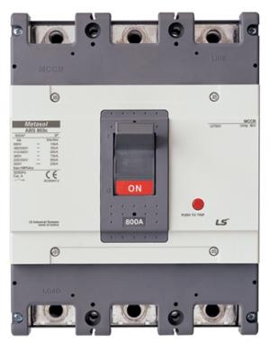 آمپر فریم 100-3 پل-400/380VAC-22KA-100A