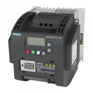 SIEMENS 6SL3210-5BE15-5CV0 1.7A 0.55KW