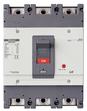 آمپر فریم 100-3 پل-415/380VAC-50KA-16A